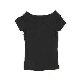 COC LADIES OPEN NECK TEE