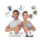 Classic Temporary Tattoos® - 38mm x 152mm (Armband)